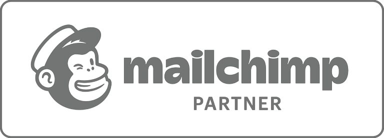 MailChimp Partner Footer